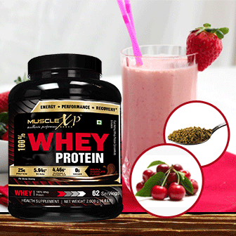 Whey protein shake recipes