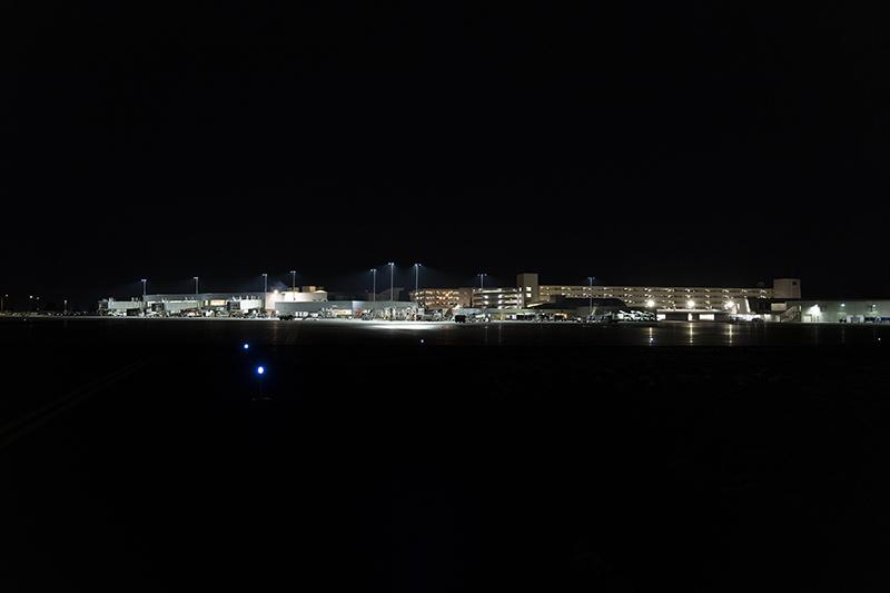 spokane international airport musco