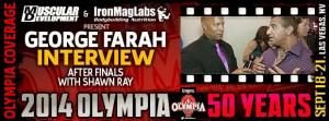 OLYMPIA14farah-interview