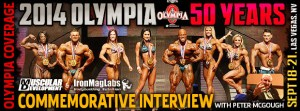 OLYMPIA14mcgough interview