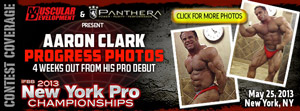 new york pro bodybuilding