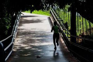 Correr puede ser muy bueno pero no hay que abusar