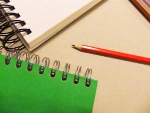 El cuaderno es nuestro mejor aliado para nuestros progresos