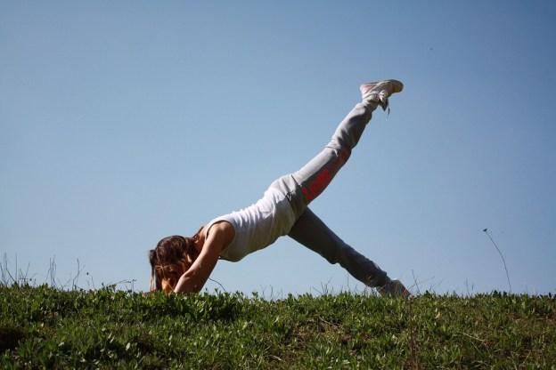 Método pilates ejercicios