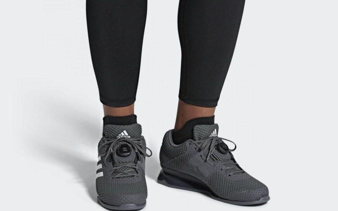 Ventajas de usar zapatillas de halterofilia