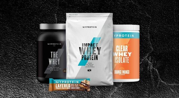 Aprovecha las ofertas del Black Friday MyProtein 2019