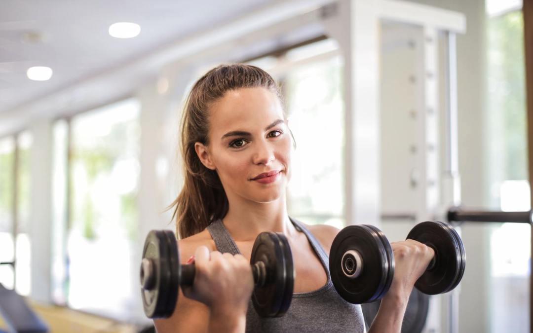 ciclo menstrual y gimnasio