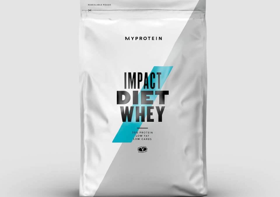 Análisis Impact Diet Whey de MyProtein