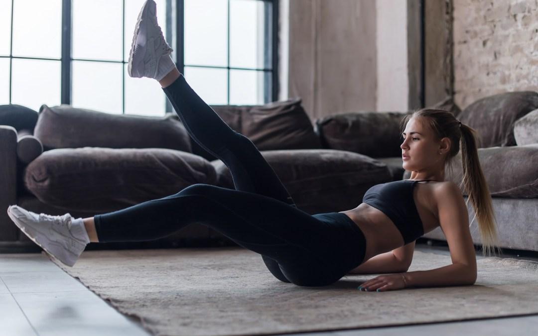 Cómo entrenar las abdominales