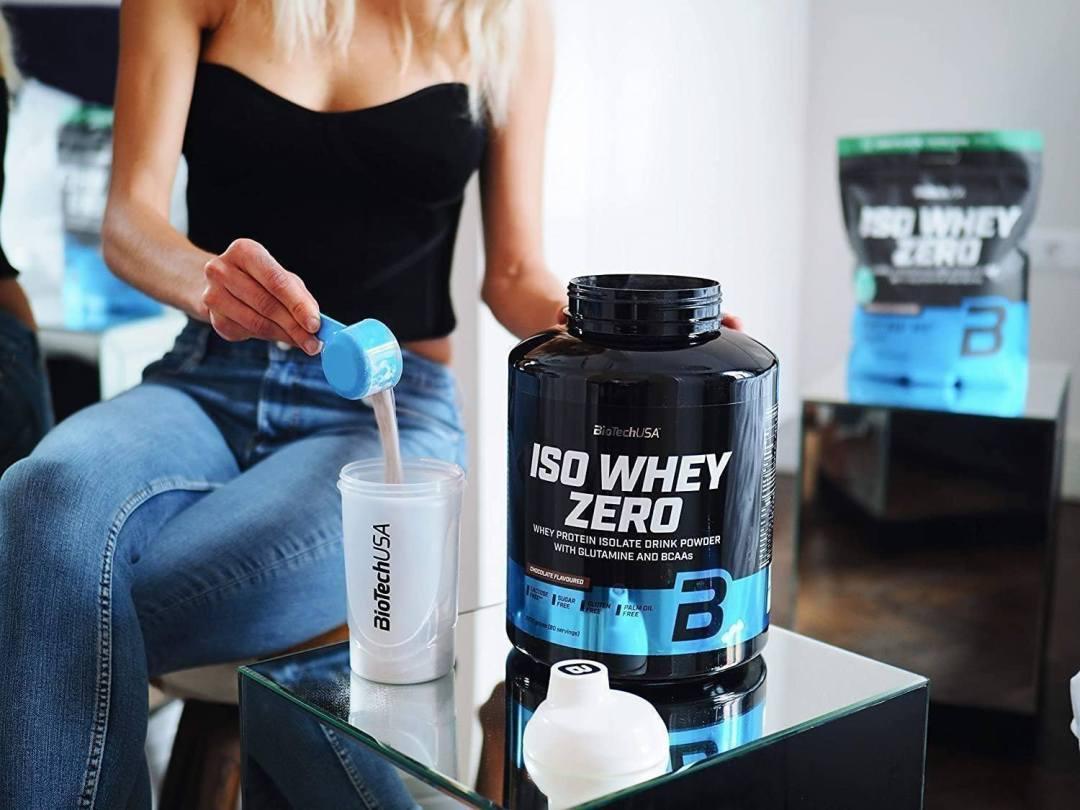 Whey Iso Zero BioTech USA