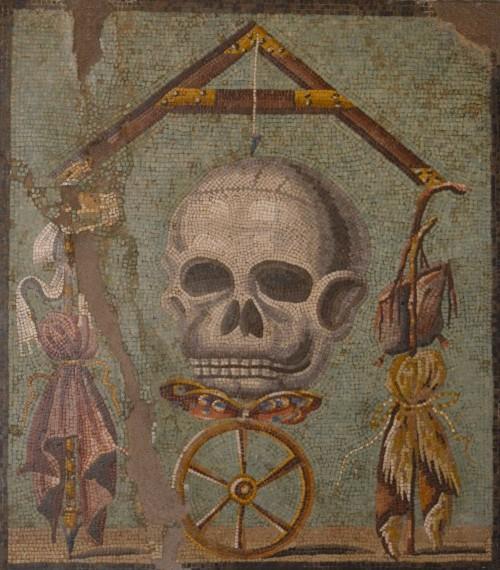 """""""Memento Mori"""", Pompeji"""