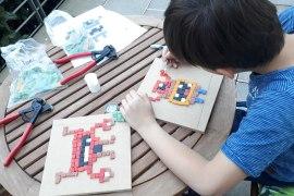 Mosaik Kinder Monster Set