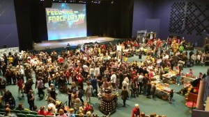 Feel the force day - Main event hall