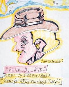 Le Juke-Box de Gene Merritt - Exposition personnelle