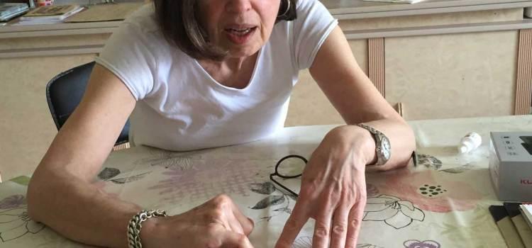 Carol Bailly en visite