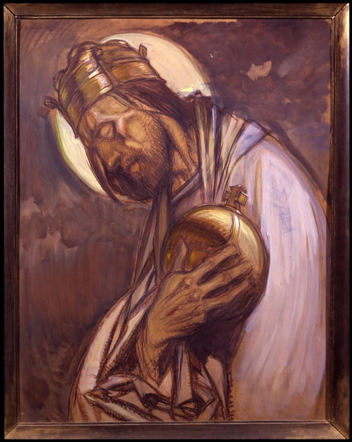 Christ Roi, Jean-Georges Cornélius