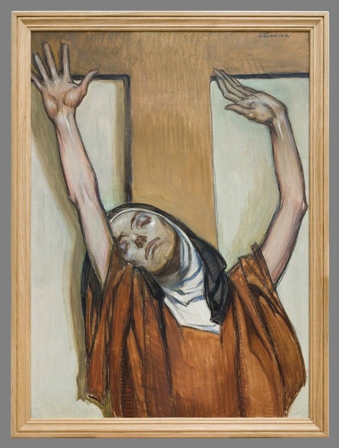 Sainte Thérèse de Lisieux, Jean-Georges Cornélius