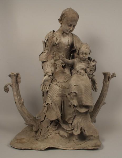 Vierge à l'Enfant, Jeanclos