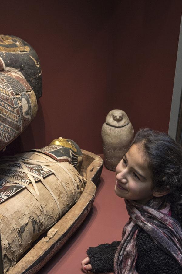 La Momie Egyptienne