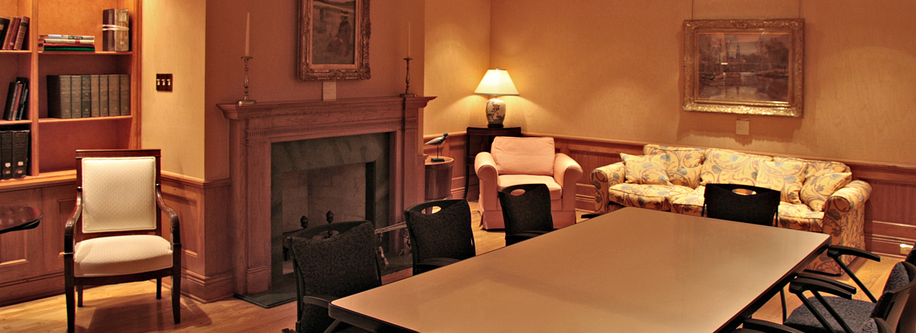 salle du conseil et son salon musee