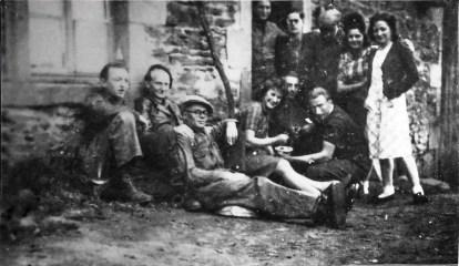 Maquisards d'Ayat - Décembre 1942