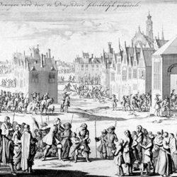 Dragonnade a naranja (1685)