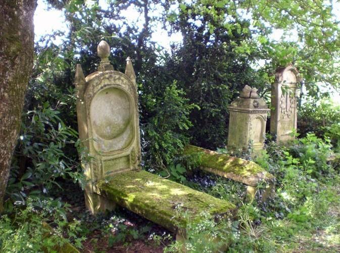 Les Cimetires Familiaux Protestants Dans Le Poitou