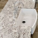 Alaska White Granite Muse Kitchen And Bath Countertops