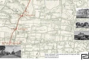 estratto mappa 1909