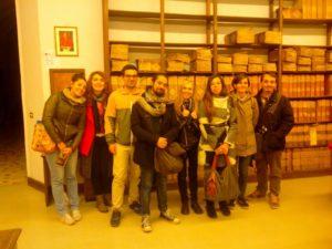 Museo Borgogna, Vercelli, Servizio Civile, articolo formazione Valeria, tutela