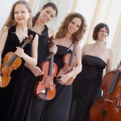 Vercelli, Museo Borgogna, Concerto, Società del Quartetto, Quartetto Effe