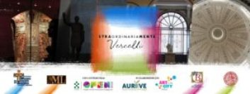 Museo Borgogna, Vercelli straordinariamente ordinaria, cover facebook progetto