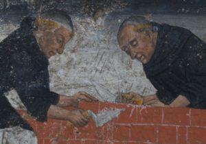Museo Borgogna, Vercelli, San Marco, Monaci Muratori