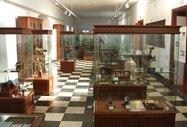 Vista general de la Sala de Exposición Blas Cabrera Felipe
