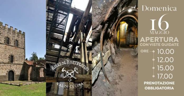 Museo Delle Miniere Apertura 16 maggio
