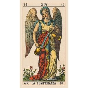 12-Ancient Italian Tarot