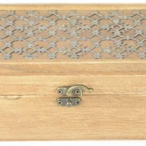01-Caja de tarot con filigrana de metal