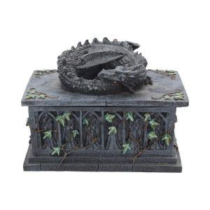 02-Caja para tarot con Dragón