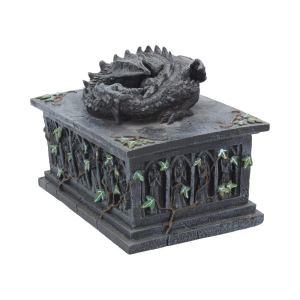 03-Caja para tarot con Dragón