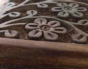 04-Caja para tarot flores