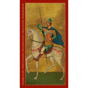 02-Golden Tarot of the Tsar