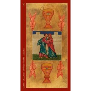 06-Golden Tarot of the Tsar