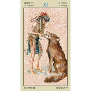 11-Native American Tarot