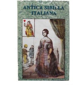 01-Oráculo Antica Sibilla Italiana