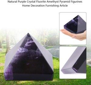 03-Pirámide Energía Amatista Púrpura