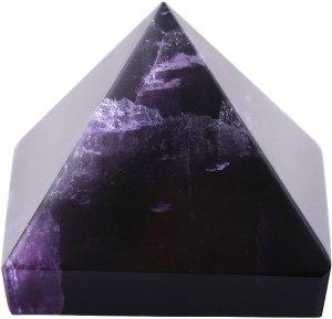 09-Pirámide Energía Amatista Púrpura