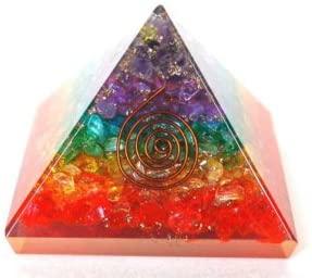 01-Pirámide Energía Chakra y orbita