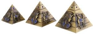 02-Pirámide Energía Egipcia pack de 3