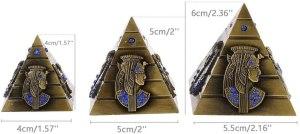 03-Pirámide Energía Egipcia pack de 3