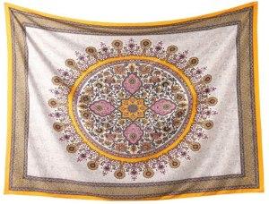 01-Tapiz Tarot Sol de la India
